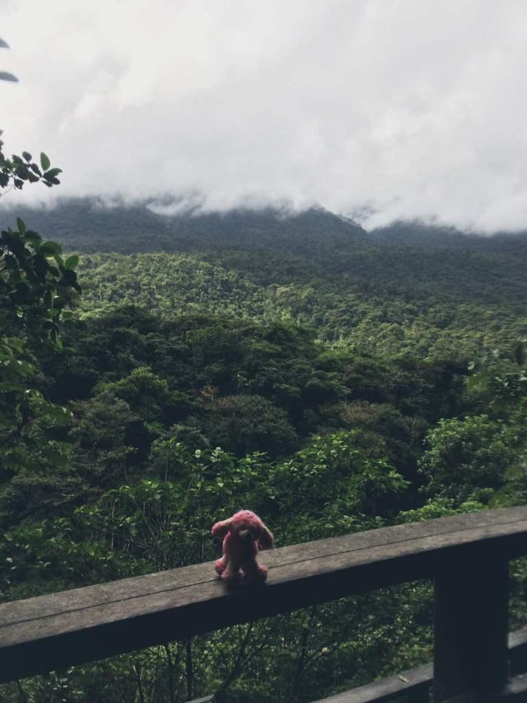 Rio Celeste Hike, Costa Rica