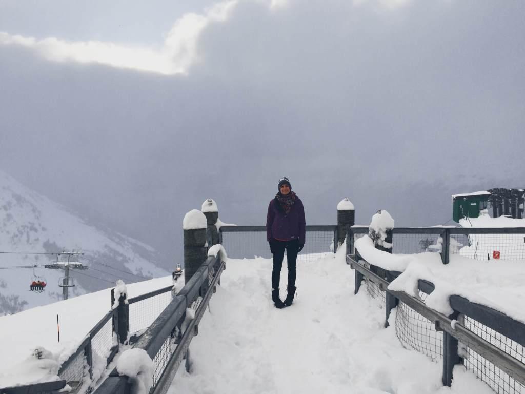 Alyeska Ski Area - Alaska