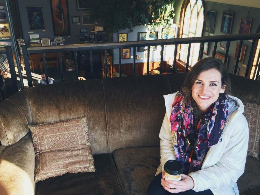 Resurrect Art and Coffee House, Explore Seward, Alaska
