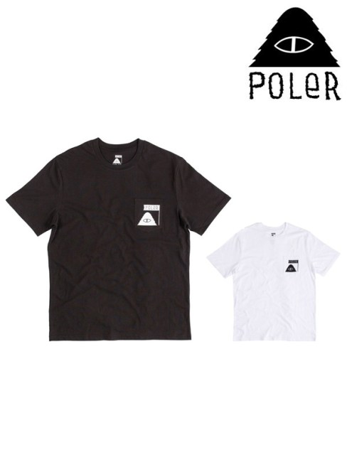 POLeR,ポーラー,SUMMIT POCKET TEE,サミット ポケット ティーシャツ