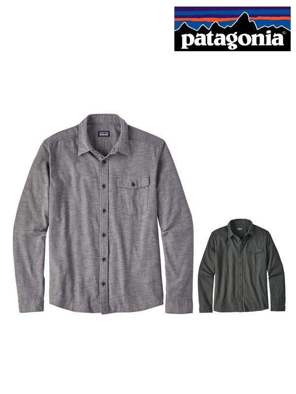 patagonia,パタゴニア,Men's LS LW Fjord Flannel Shirt,メンズ・ロングスリーブ・ライトウェイト・フィヨルド・フランネル・シャツ