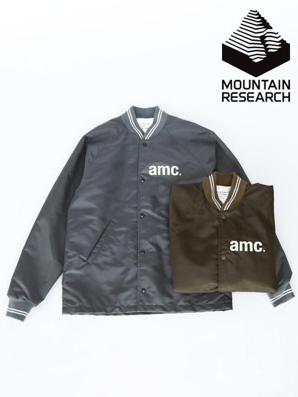 Mountain Research,マウンテンリサーチ,Coach Jacket,コーチジャケット