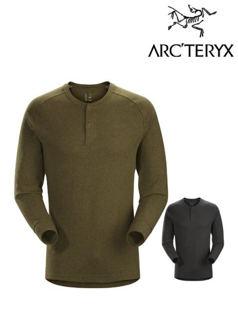 ARC'TERYX,アークテリクス,Sirrus Henley LS,シラス LS ヘンリー