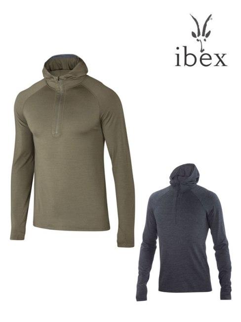 ibex,アイベックス,メンズインディーフーディー,Indie Hoody