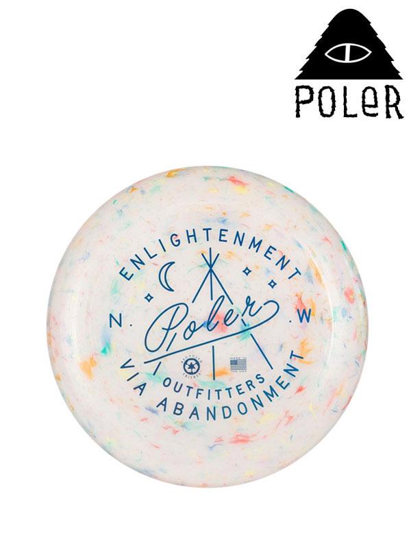 POLeR,ポーラー,エンライトメント フリスビー,Enlightenment Frisbee