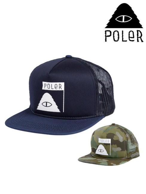 POLeR,ポーラー,Summit Trucker,サミットトラッカー (キャップ)