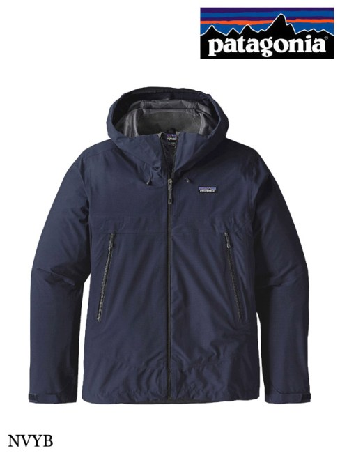 patagonia,パタゴニア,Men's Cloud Ridge Jacket #NVYB,メンズ・クラウド・リッジ・ジャケット ネイビーブルー