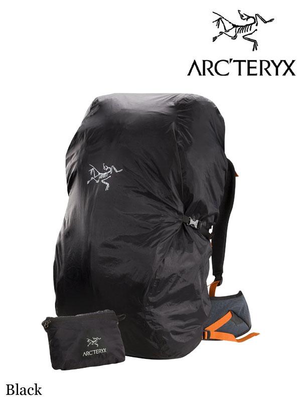 ARC'TERYX,アークテリクス,Pack Shelter XS #Black,パック シェルター XS