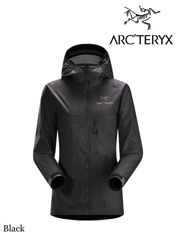 ARC'TERYX,アークテリクス,Women's Squamish Hoody Black,スコーミッシュ フーディ ウィメンズ