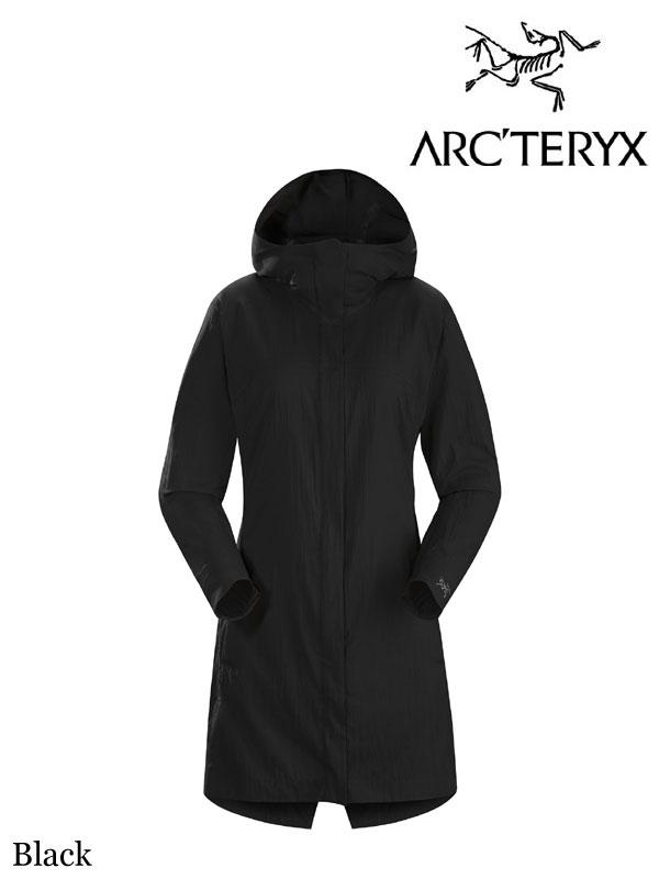 ARC'TERYX ,アークテリクス,Women's A2B Windbreaker Jacket #Black ,A2B ウィンドブレーカー ジャケット ウィメンズ (レディース)