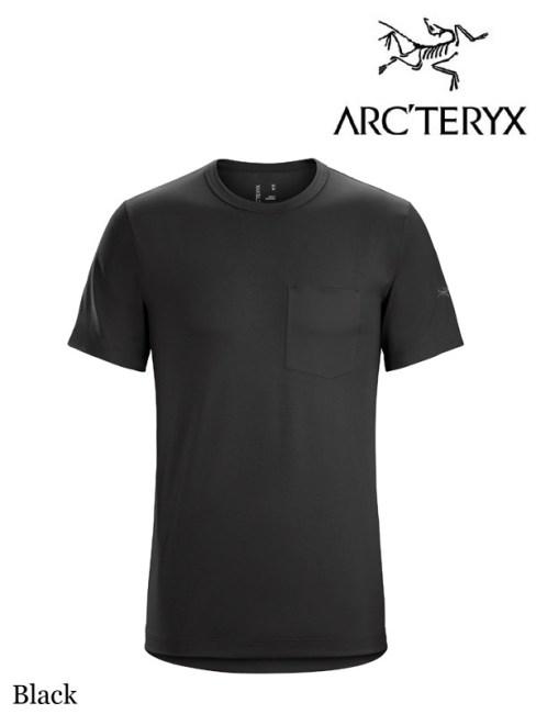 ARC'TERYX,アークテリクス,Anzo T-Shirt #Black,アンゾ Tシャツ メンズ