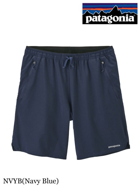 patagonia , パタゴニア,メンズ・ナイン・トレイルズ・ショーツ,Men's Nine Trails Shorts #NVYB