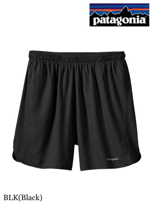 patagonia,パタゴニア,Men's Strider Pro Shorts 7in (股下18cm) #BLK ,メンズ・ストライダー・ショーツ(股下18cm)
