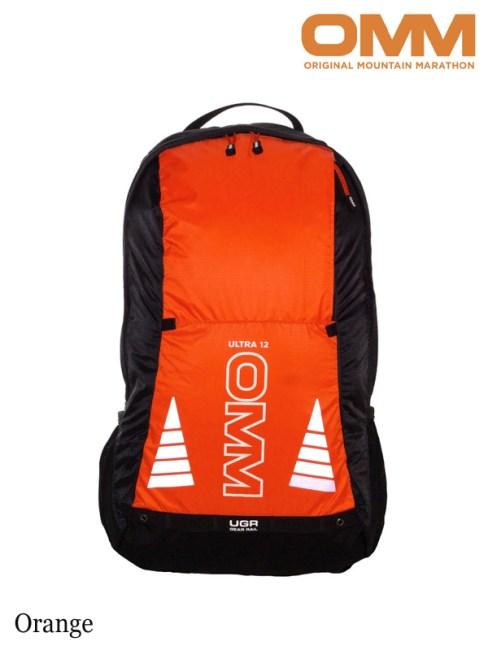 OMM,オリジナルマウンテンマラソン,ULTRA 12 #Orange,ウルトラ 12 #オレンジ