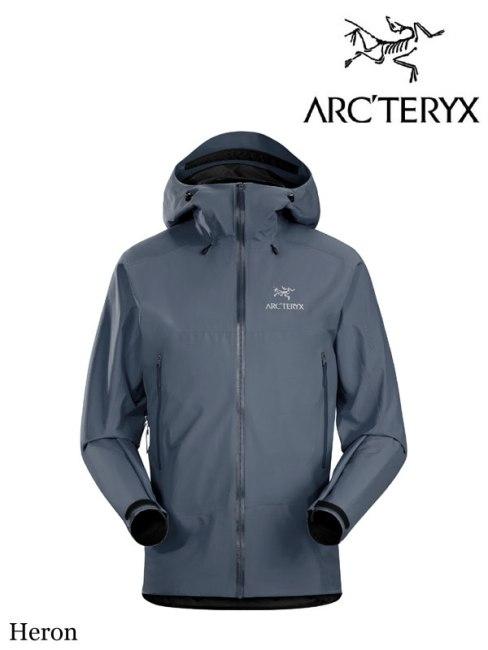 ARC'TERYX,アークテリクス,Beta SL Hybrid Jacket #Heron,ベータ SL ハイブリッド ジャケット メンズ