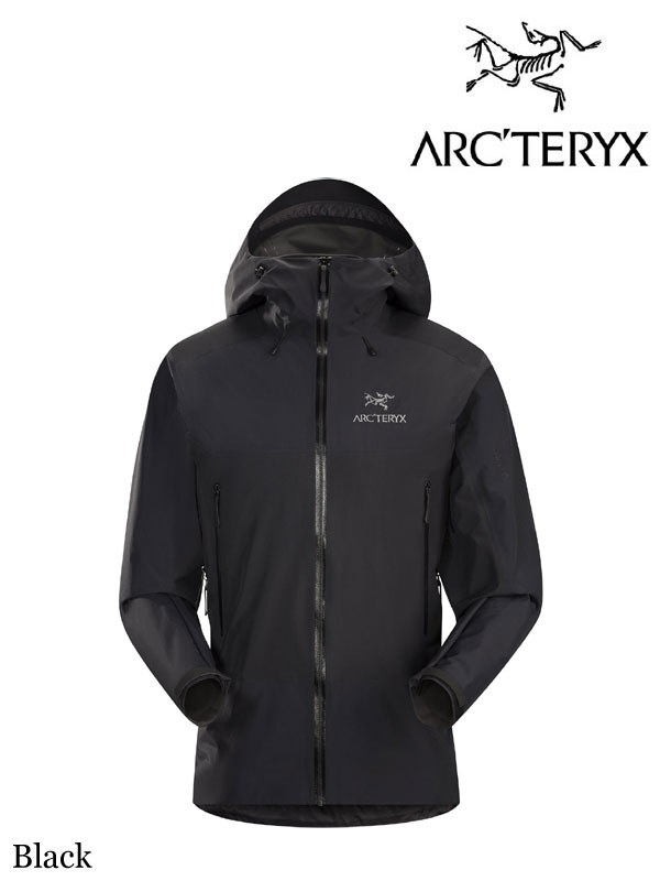 ARC'TERYX,アークテリクス, Beta SL Hybrid Jacket #Black ,ベータ SL ハイブリッド ジャケット メンズ