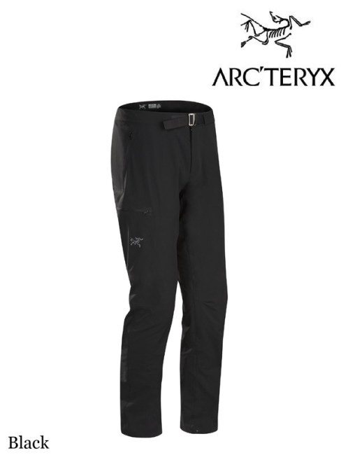 ARC'TERYX,アークテリクス,Gamma LT Pant (Short Leg) #Black ,ガンマ LT パンツ メンズ