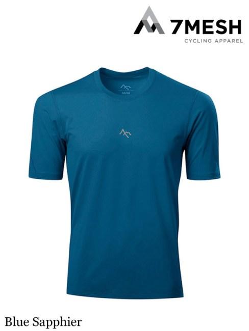 7mesh,ELDORADO SHIRT SS MEN'S #Blue Sapphier ,セブンメッシュ,エルドラドシャツ SS メンズ