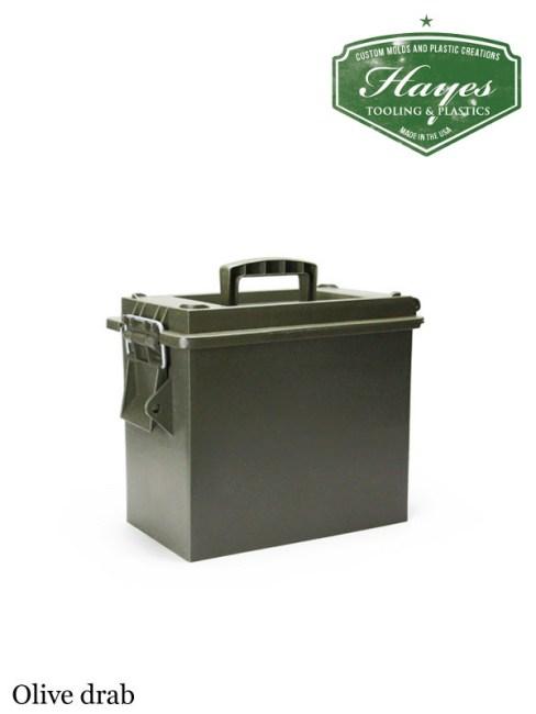 """HAYES TOOLING & PLASTICS,Tall Utility Box #Olive drab, ヘイズ ツーリング アンド プラスチック,トール ユーティリティー ボックス""""オリーブドラブ"""""""