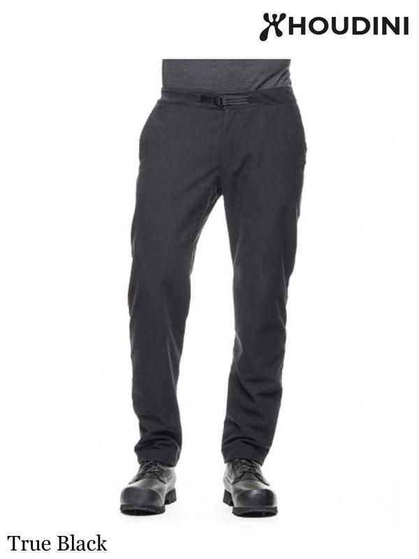 HOUDINI,フーディニ ,M's Commute Pants #True Black ,メンズ コミュートパンツ