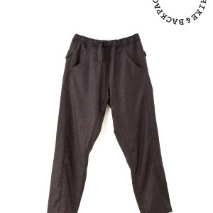山と道|5-Pockets Merino Pants  #Brown 【完売】