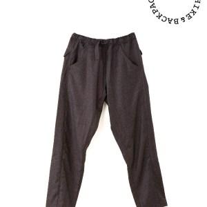 山と道|5-Pockets Merino Pants  #Brown 【完売】