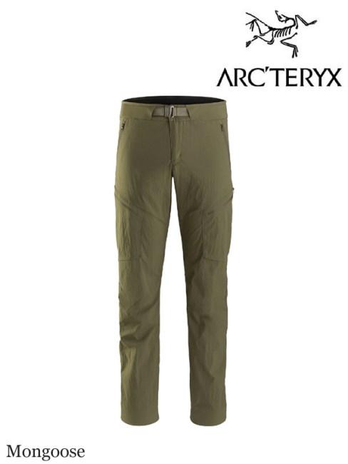 Palisade Pant #Mongoose|ARC'TERYX 再入荷しました。