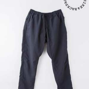山と道|5-Pocket Pants 2019ver. #Black
