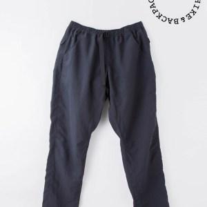 山と道|5-Pocket Pants 2019ver. #Black