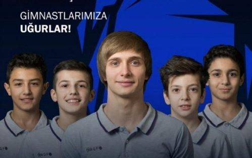 Avropa çempionatı: Daha 2 gimnastımız finala vəsiqə qazandı
