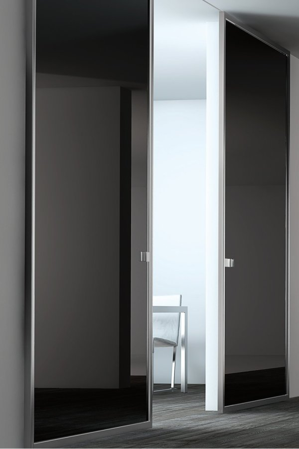 Modern Interior Sliding Glass Door