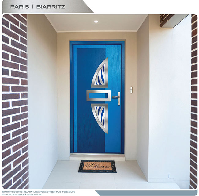 Modern Front Door Fiberglass Modern Door With Beautiful