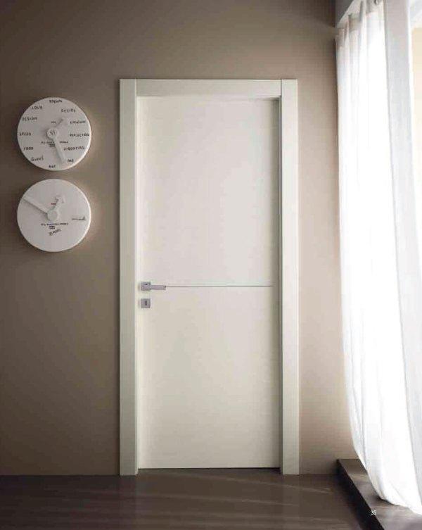 Modern Interior Doors White