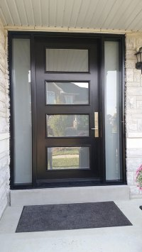 Modern Exterior Doors Archives