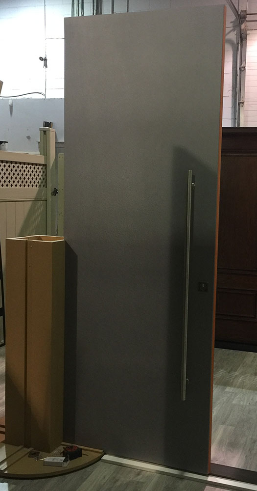 Carbon Fiber Exterior DoorCarbon Fiber Fiberglass Door