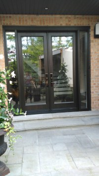 Modern Exterior Doors | Clear Glass - Modern Doors
