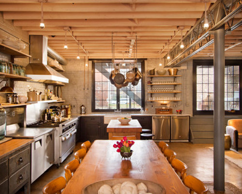 Commercial Kitchen Designs for Chefs at Home  Modern