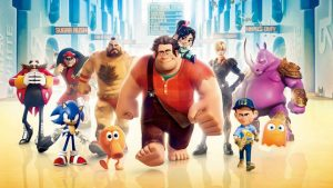 Wreck It Ralph – Family Fun and Video Game Nostalgia