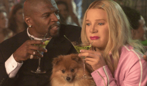 White Chicks: Unfunny Stereotypes Runnin' Wild