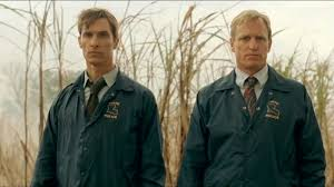 True Detective: Harrelson the Straight Edge, McConaughey the Drug Addict.