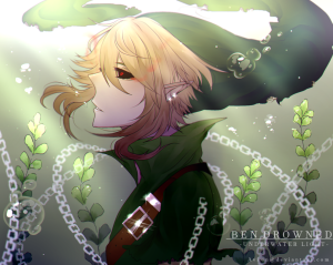 WTF: Ben Drowned