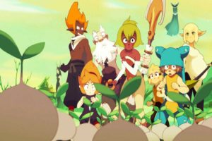Wakfu: A French Anime?