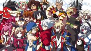 Anime Club: BlazBlue Alter Memory