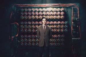 The Imitation Game: Cumberbatch Not As Sherlock Holmes