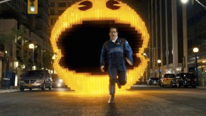 Pixels: Adam Sandler Screws With Our Childhood…Again