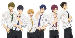 Anime Club: Free: Iwatobi Swim Club