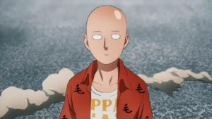 Anime Club: One Punch Man