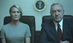 House of Cards (S4)…An Underwood Presidency