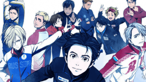 Anime Club: Yuri on ICE!!!