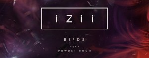 "Enigmatic Producer IZII Releases New Single ""Birds"" Ft. The Powder Room"
